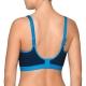 PrimaDonna sport The Mesh 600-0210 Sport-BH mit Bügel blue crush