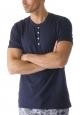 Mey Single 61554 Shirt kurzarm yacht blue