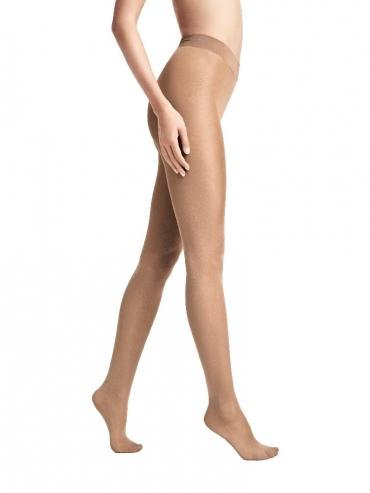Wolford Pure Shimmer 40 Concealer Tights 14732 Strumpfhose caramel
