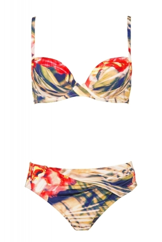 Maryan Mehlhorn Fusion 5380 Bikini hibiscus