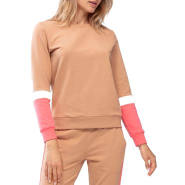 Mey Tessa 16566 Sweater macadamia