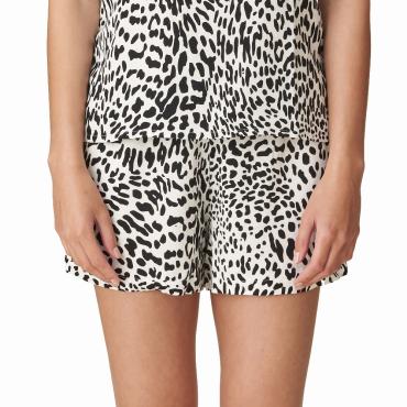 Marie Jo LAventure Loungewear 0822003 Homewear-Shorts black and white