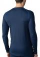 Mey High Performance 43004 Shirt langarm yacht blue