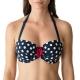 PrimaDonna swim Pop 4005016 Bikini-Oberteil blue eclipse