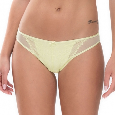 Mey Fabulous 79047 Mini-Slip pale lime
