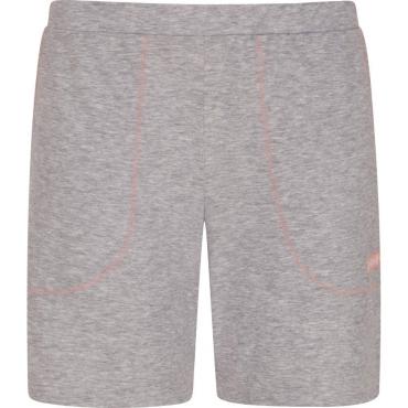Mey Zzzleepwear 16873 Hose kurz stone grey