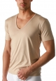 Mey Dry Cotton Functional 46038 V-Neck Shirt light skin