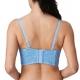 PrimaDonna twist I Do 0141607 Außenträger-BH Cup E-G santorini blue
