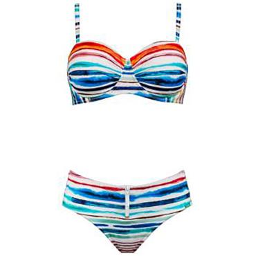 Lidea High Noon 7880 Bikini white-multicolor