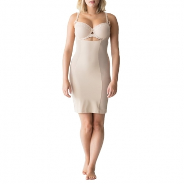 PrimaDonna twist A la Folie 0841120 Shapewear-Kleid caffé latte