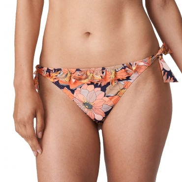PrimaDonna Swim Melanesia 4007553 Bikini-Hüftslip coral flower