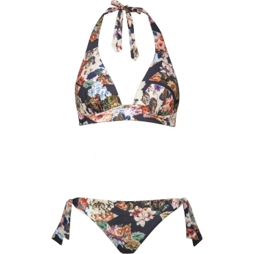 Maryan Mehlhorn Opulence 5041 Bikini black bloom
