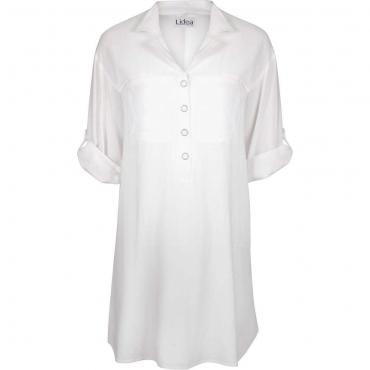 Lidea L3683 Tunika white