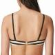 Marie Jo Swim Merle 1002916 Bikini-Oberteil noir rayure