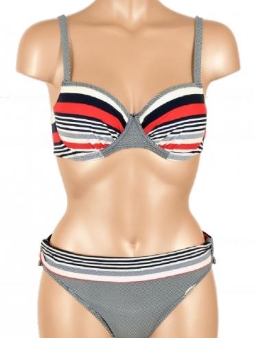 Sunflair Bikini Classic Sailor 21226 blau