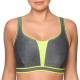 PrimaDonna sport The Sweater 600-0110 Sport-BH mit Bügel cosmic grey
