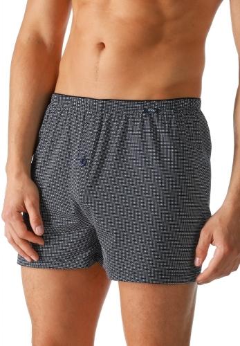 Mey San Grigio 62122 Boxer-Shorts yacht blue