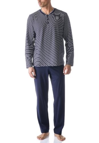 Mey Camps 13984 Pyjama lang yacht blue