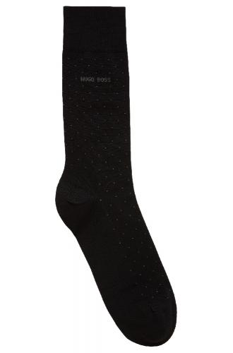 Boss George RS Dots MC 50388416 Socken black