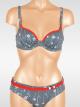 Sunflair Bikini Golden Red 21228