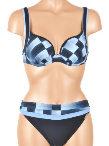 Sunflair Bikini Jeans n Chess 21091 blau