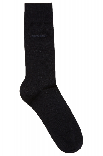 Boss George RS Dots MC 50388416 Socken dark blue