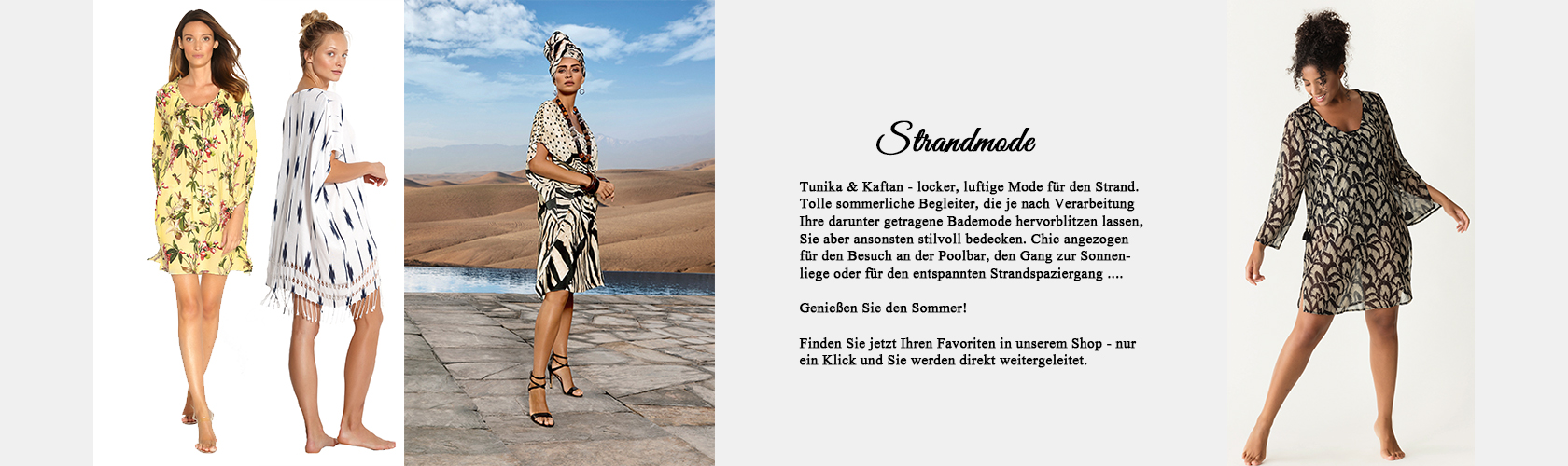 Slideshow Thema TUNIKEN & KAFTAN 12.07.